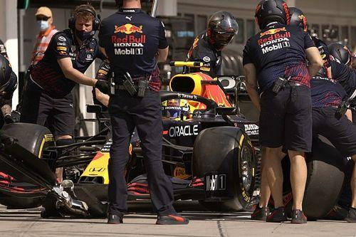 """Perez: """"Hem kısa hem de uzun sürüşlerde iyi görünüyoruz"""""""