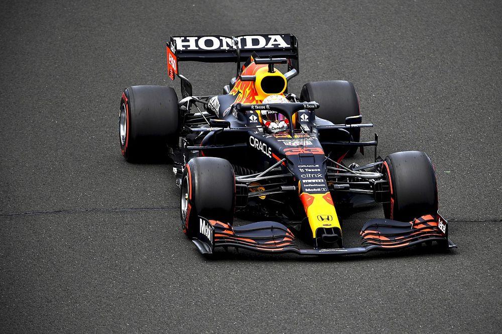 """F1 - Verstappen: """"Estávamos atrás durante todo o fim de semana"""""""