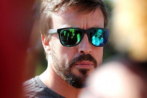 """Alonso realistisch: """"In twee weken tijd vinden geen wonderen plaats"""""""