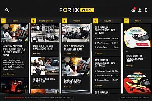 Motorsport Stats lance le service ForixWire