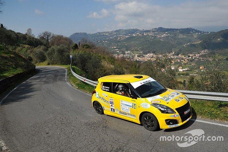 Suzuki Rally Cup: la stagione 2017 al via dal Rally Elba