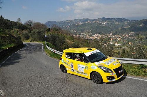 Suzuki Rally Cup: secondo atto al Rally 1000 Miglia
