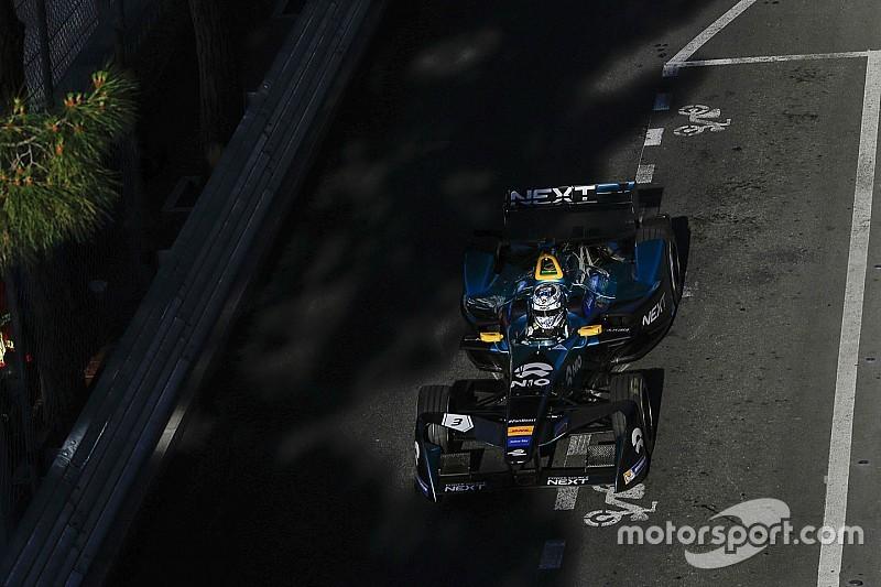Piquet Jr,. satisfecho con el cuarto lugar en Mónaco