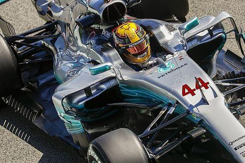 Hamilton supera Bottas e termina sexta na frente; Massa é 9º