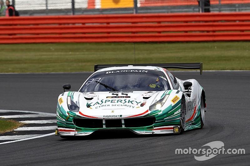 James Calado e la Ferrari i più rapidi nelle pre-qualifiche di Silverstone