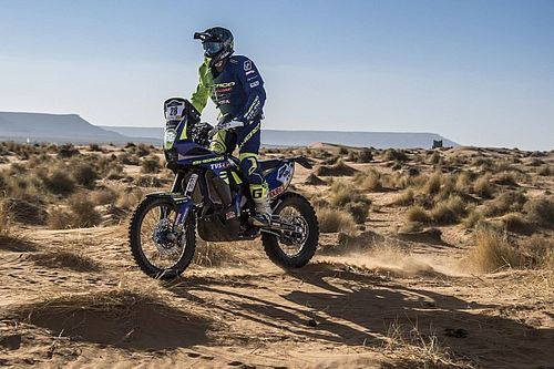 Merzouga Rally: KP shines, Santosh remains top Indian after Stage 4
