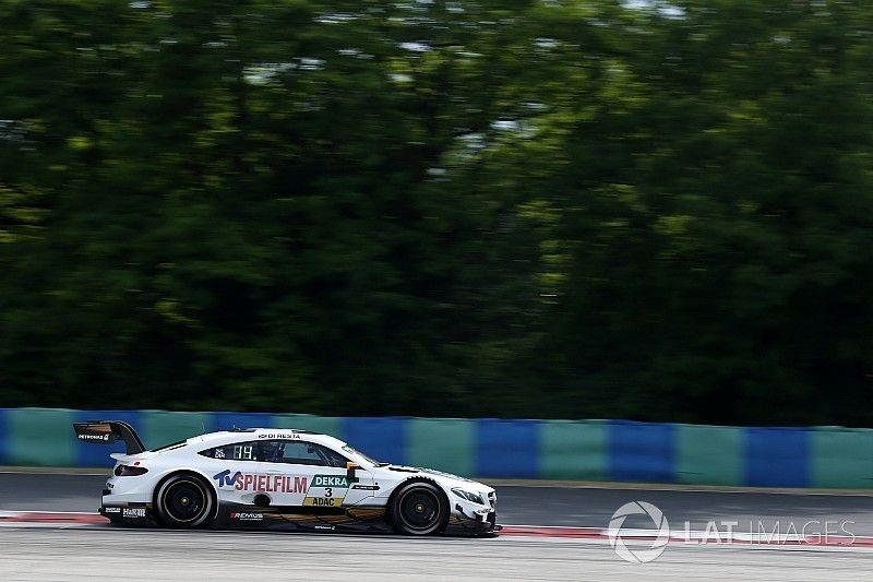 Saindo de 13º no grid, Di Resta vence corrida 1 na Hungria