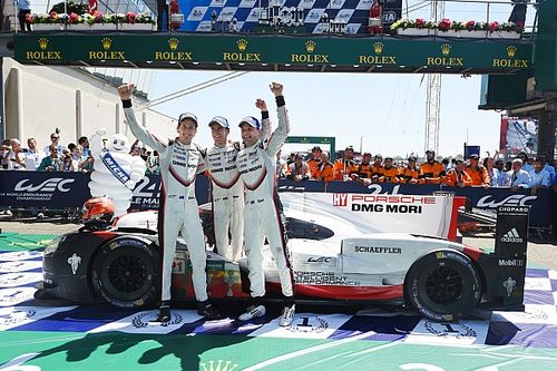 """Porsche hat für Sieg bei 24h Le Mans 2017 """"alles riskiert"""""""