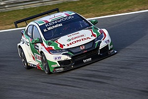 WTCC Practice report Marrakesh WTCC: Michelisz leads Honda 1-2 in practice