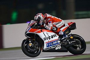 "Lorenzo says Dovizioso ""probably faster"" at the moment"