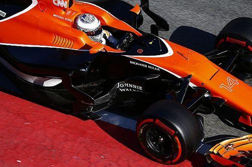 McLaren, 2018 aracıyla ilk sürüşünü Navarra'da yapacak