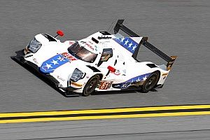 Daytona 24 Hours: WTR fastest, DragonSpeed bounces back