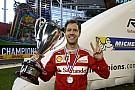 General Sebastian Vettel antar Jerman juara 7 kali ROC Nations Cup