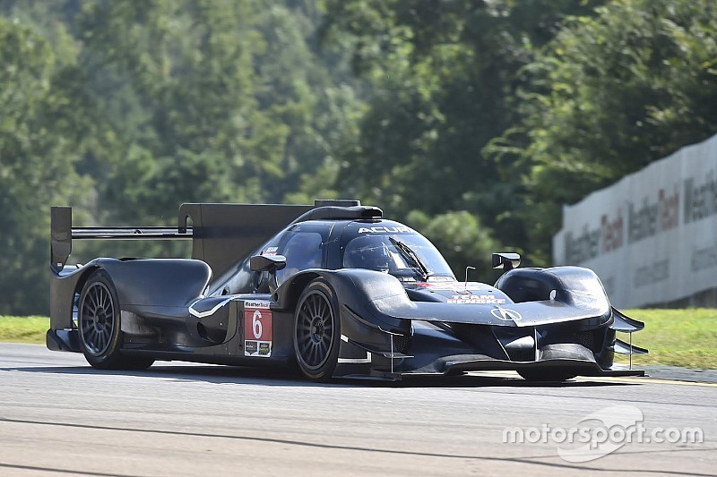 Penske, HPD, Montoya complete first test of Acura ARX-05