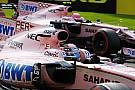 Force India terminará con las libertades de sus pilotos