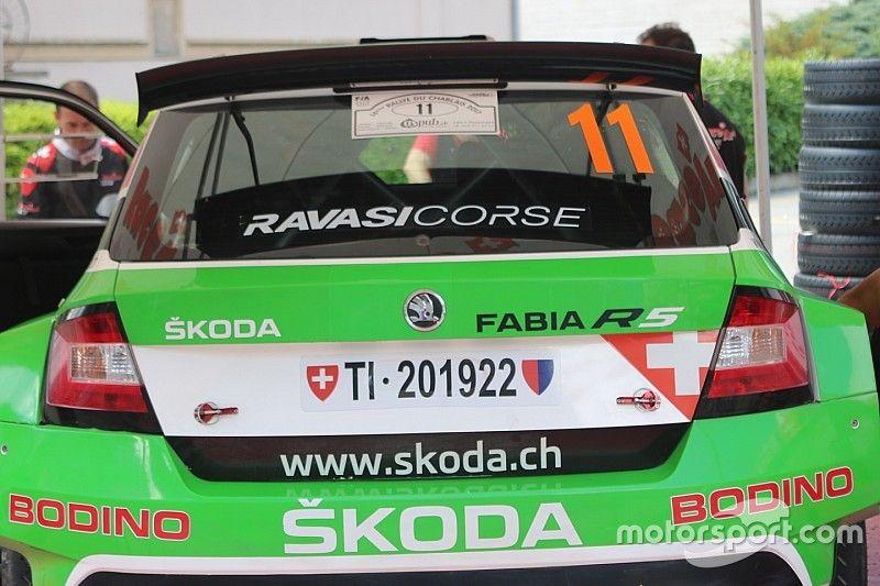 Rallye du Tessin : Greg Hotz veut battre le champion suisse Carron