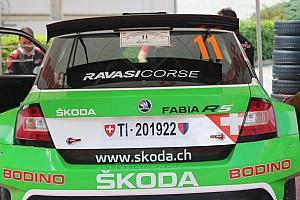 Rallye suisse Actualités Rallye du Tessin : Greg Hotz veut battre le champion suisse Carron