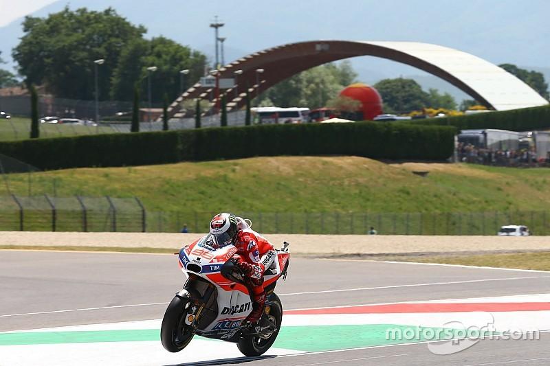 """Lorenzo: """"Mi previsión de que Ducati estaba para ganar se cumplió"""""""