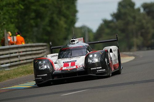"Porsche ""could not match"" Toyota Le Mans test pace"