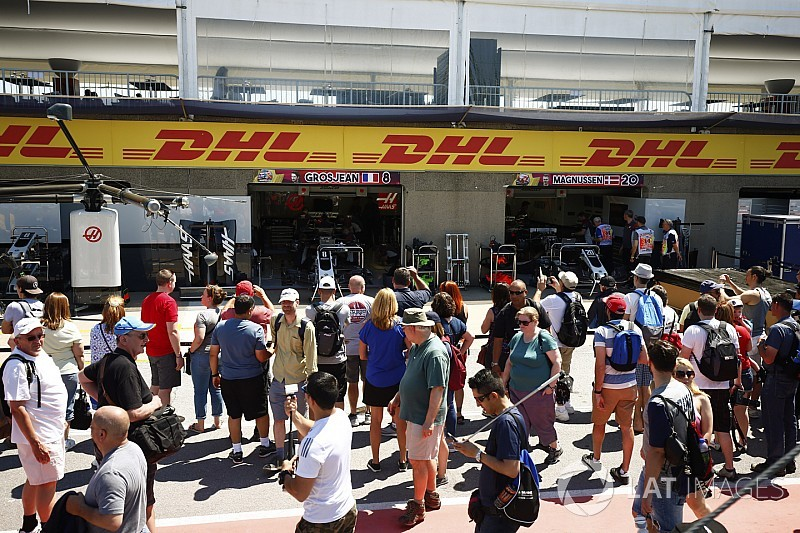 """Open House"" at F1 Grand Prix du Canada set for Thursday"