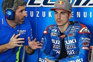 Vinales: Suzuki's communication better than Yamaha's