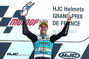 Moto3: Tercera victoria del año para Mir