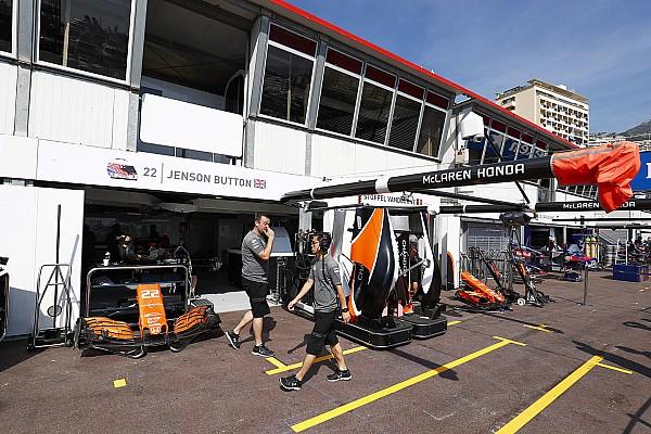Formule 1 Diaporama GP de Monaco - Les 25 meilleurs photos de mercredi