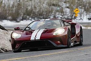 Auto Actualités Production retardée pour la Ford GT