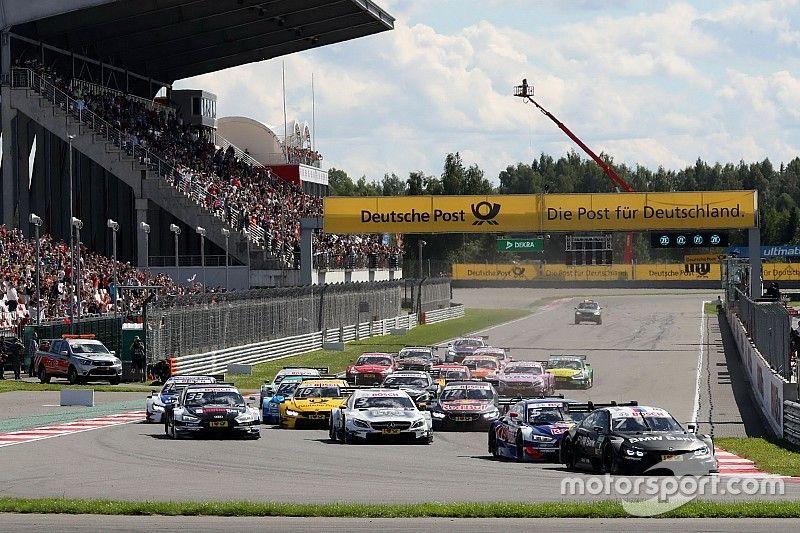 Россия останется без этапа DTM в 2018 году