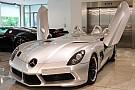 Auto À vendre: une très rare Mercedes SLR Stirling Moss