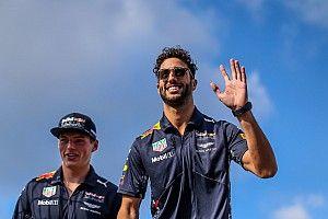 Formel 1 2017: Aussprache zwischen Verstappen und Ricciardo