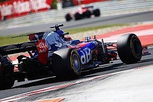 En images - La première partie de saison 2017 de Toro Rosso