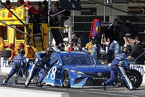 """Truex: """"It's a big impact"""" to have two crew members suspended"""