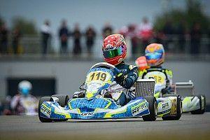 Taoufik se hace con el campeonato de Europa CIK FIA de karting