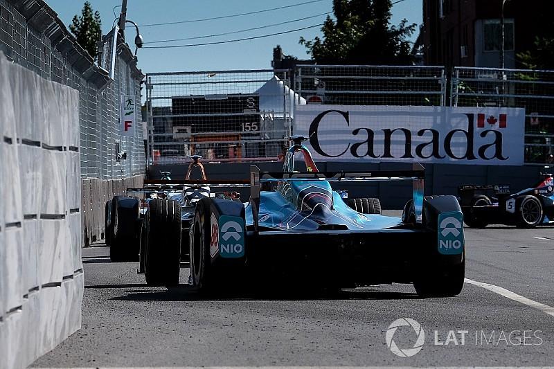 Valencia Formula E testleri: Turvey zaman tablolarının lideri