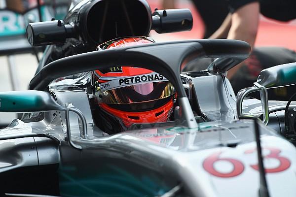 Stewart: F1 perlu Halo karena insiden Henry Surtees
