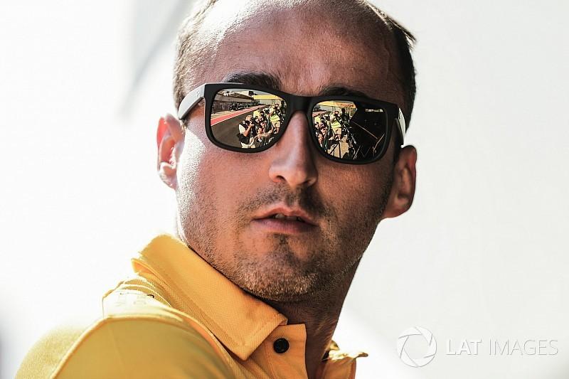 Lolos uji ekstraksi F1, Kubica hadapi hari penentuan