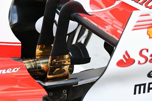 Formel 1 Fotostrecke Formel-1-Technik: Spyshots der Updates für den GP Russland 2017