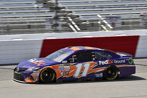 Hamlin earns first top-five finish of the season at Richmond