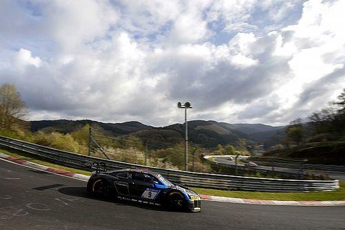 24 Ore del Nurburgring: miglior tempo per l'Audi #29 nelle libere