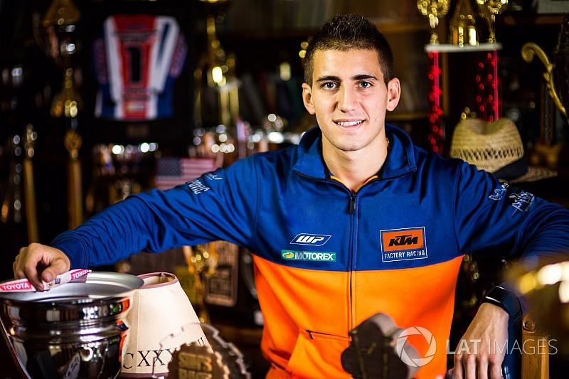 KTM amplía su equipo con vistas al Dakar con el hermano de Benavides