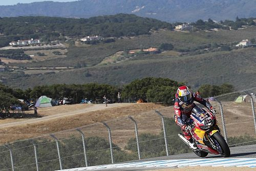 Gagne steps in for injured Bradl at Magny-Cours