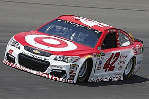 NASCAR Cup News NASCAR in Loudon: Kyle Larson verliert die Pole-Position