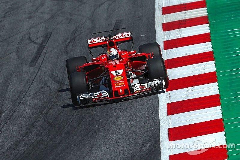 Formel 1 2017 in Spielberg: Ferrari-Bestzeit im 3. Training