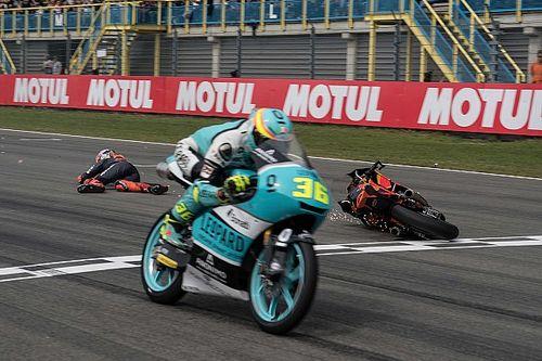 MotoGP muda regra de chegadas com piloto e moto separados