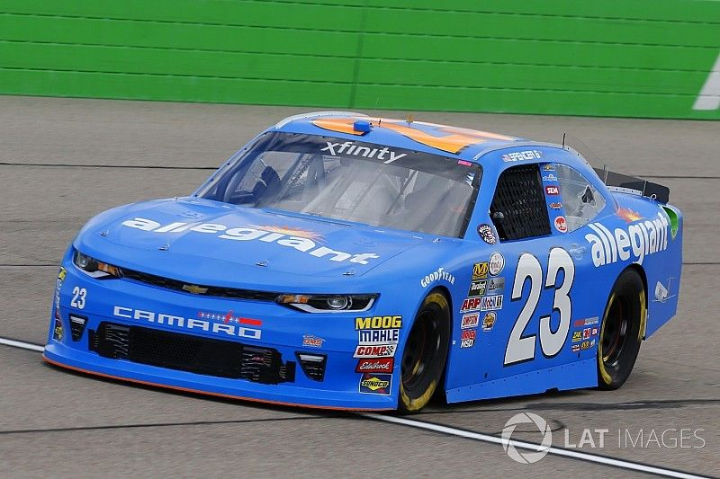 After Truck title, GMS ready to make an impact in NASCAR Xfinity Series