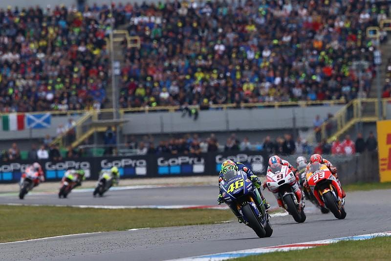 Гонщикам MotoGP не понравилась идея проведения Гран При Формулы 1 в Ассене