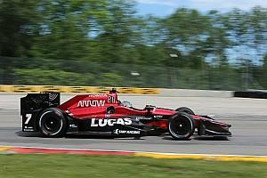 IndyCar Noticias de última hora Hartley y Wickens en la lista de Schmidt Peterson Motorsports