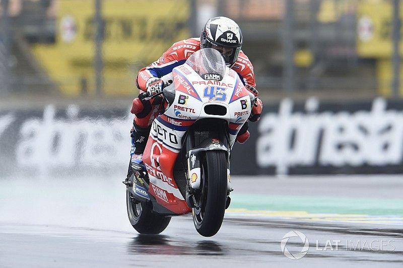 Redding lidera un tercer libre que deja fuera de la Q2 a Pedrosa y Lorenzo