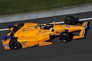 """IndyCar-Neuling Fernando Alonso: """"Es gibt vieles, was ich nicht weiß"""""""